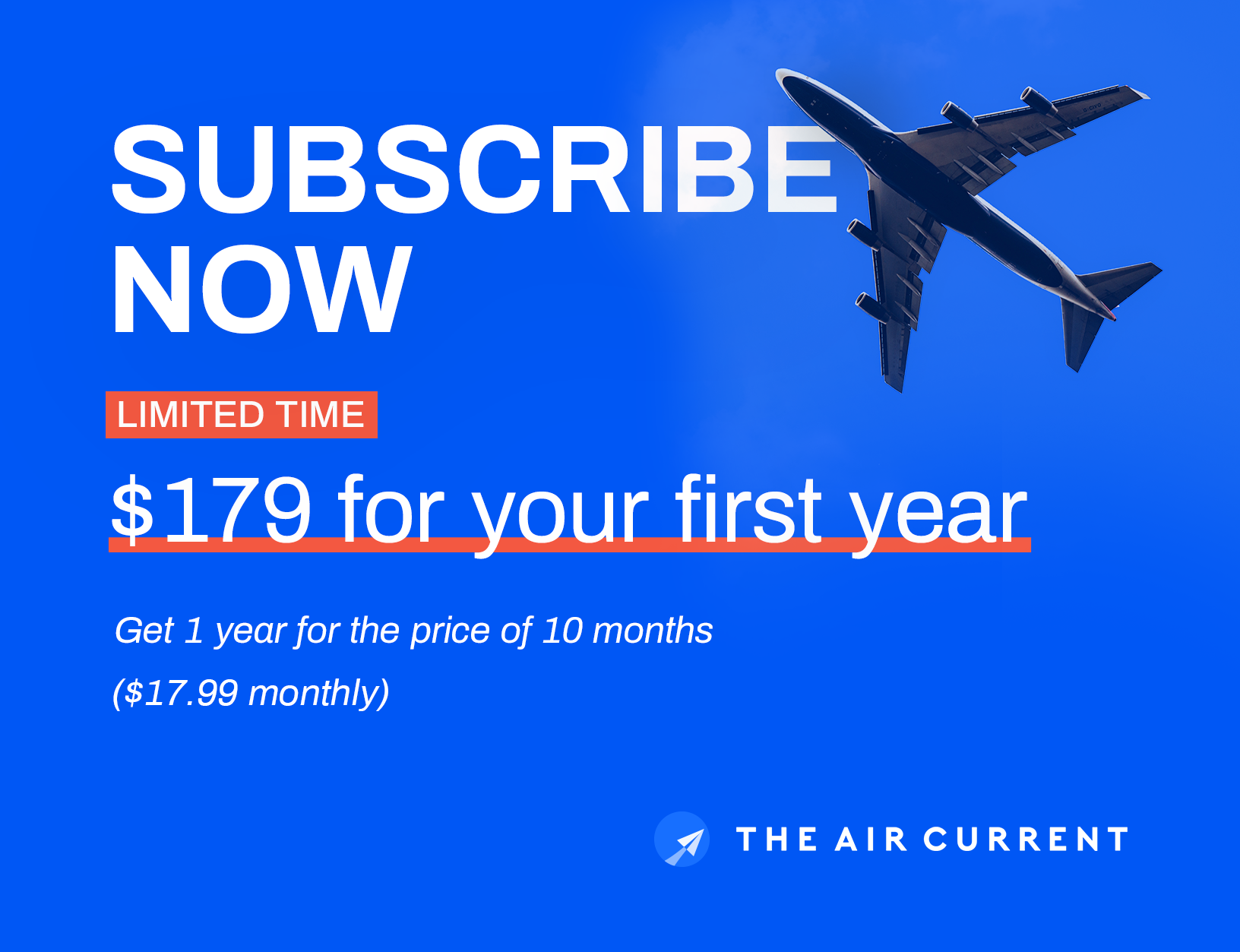 Subscribe to The Air Current