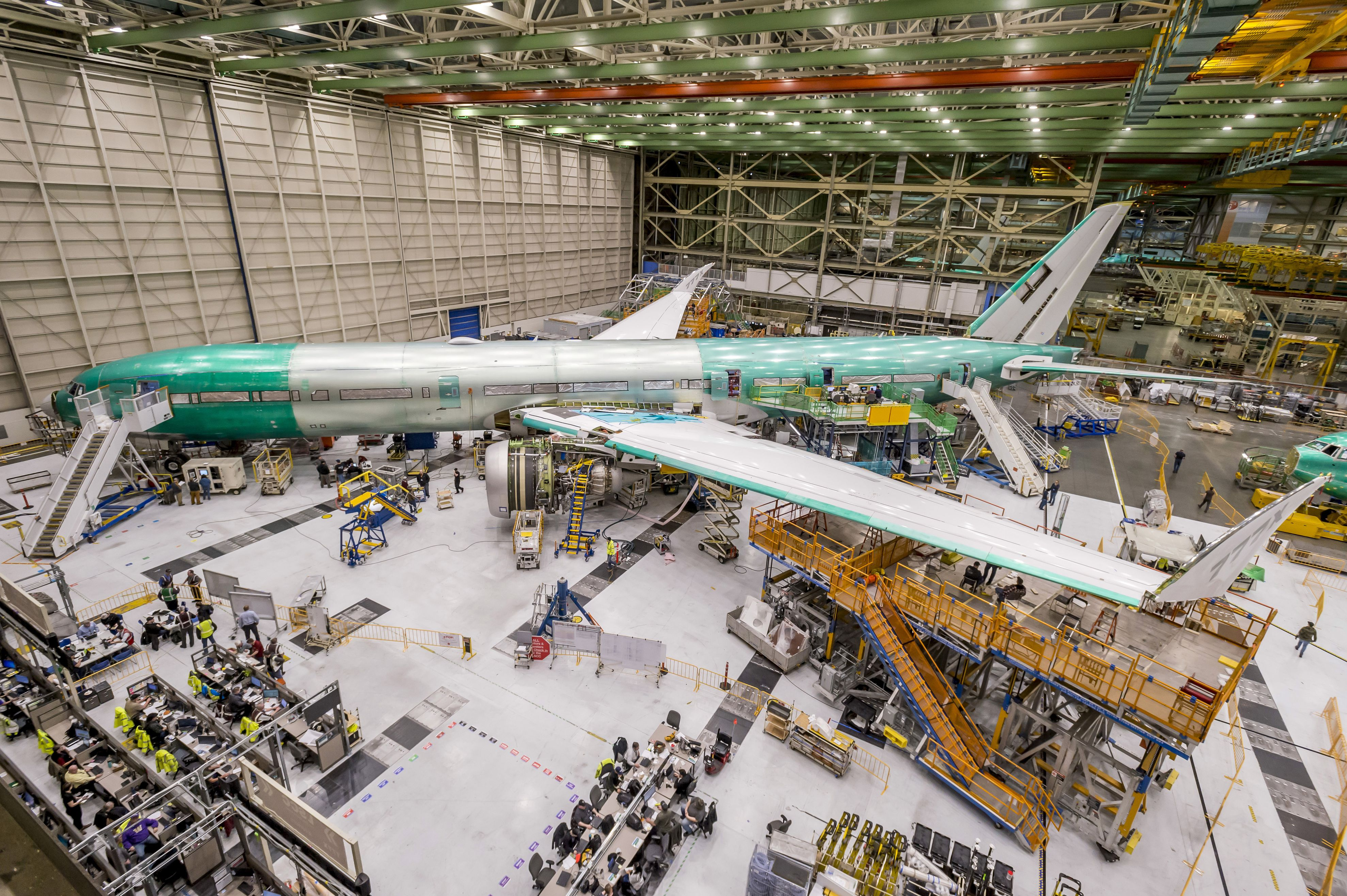 The first GE9X engines find a home on 777X - The Air Current